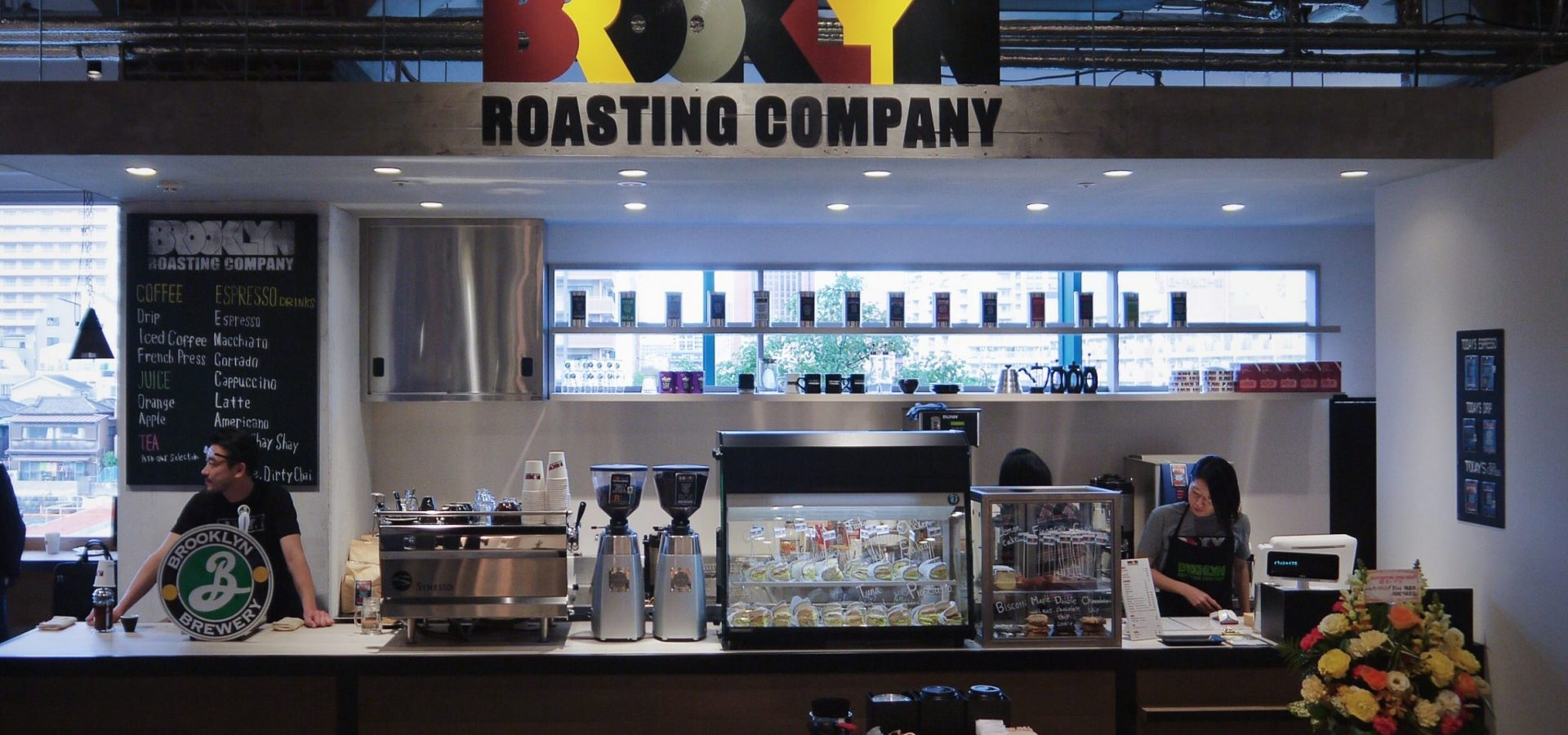 Brooklyn Roasting Company Namba>